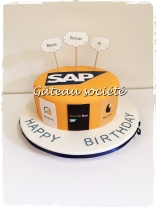 Gâteau société
